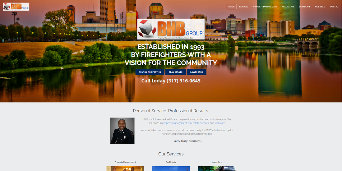 BHB Property Management Indianapolis